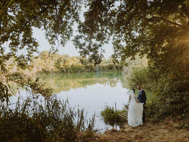 Il matrimonio di Fabio e Mariapia a Collecorvino, Pescara 114