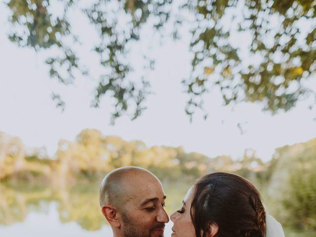 Il matrimonio di Fabio e Mariapia a Collecorvino, Pescara 121
