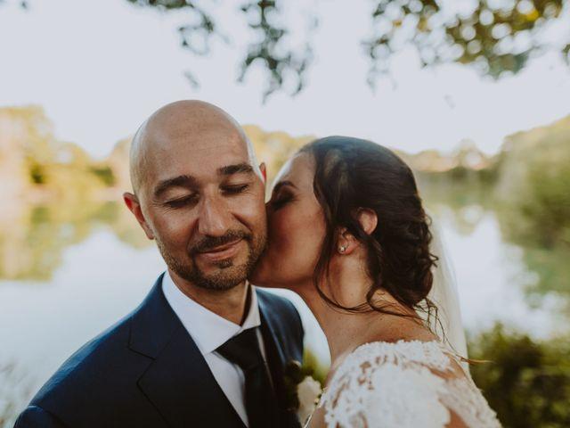Il matrimonio di Fabio e Mariapia a Collecorvino, Pescara 122