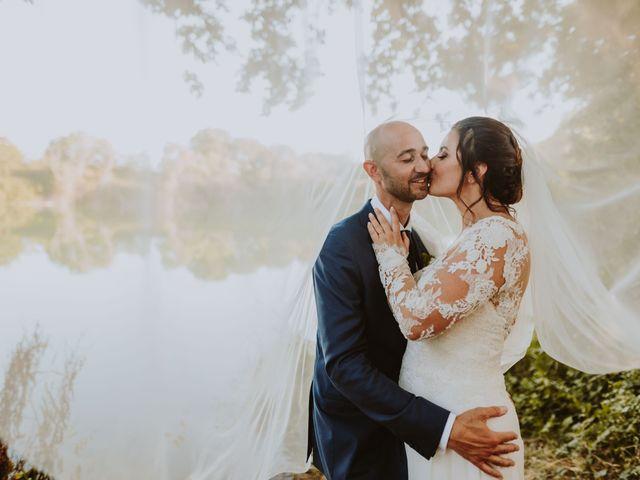 Il matrimonio di Fabio e Mariapia a Collecorvino, Pescara 123