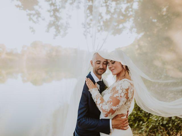 Il matrimonio di Fabio e Mariapia a Collecorvino, Pescara 124