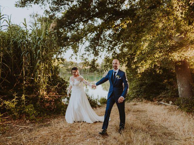 Il matrimonio di Fabio e Mariapia a Collecorvino, Pescara 130
