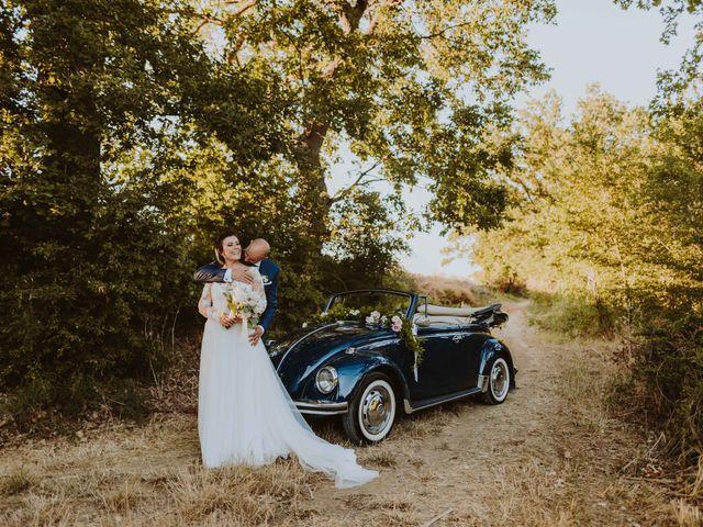Il matrimonio di Fabio e Mariapia a Collecorvino, Pescara 131