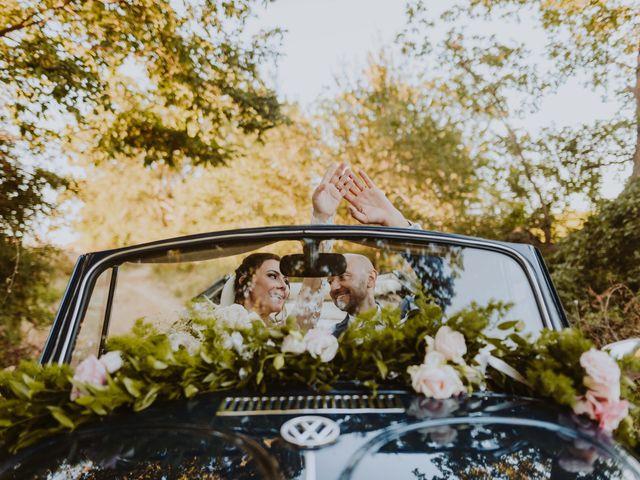 Il matrimonio di Fabio e Mariapia a Collecorvino, Pescara 132