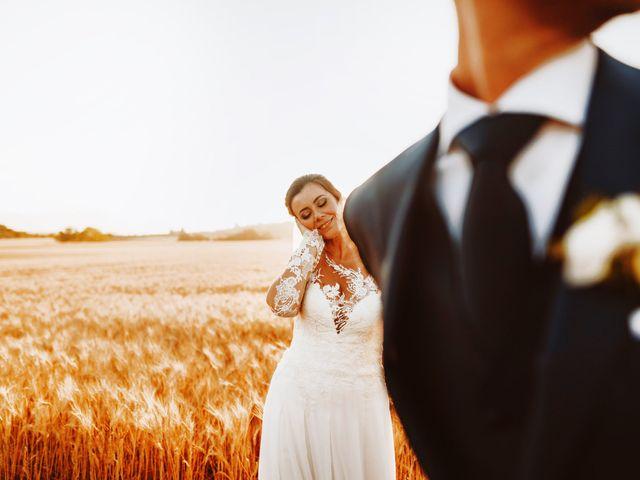 Il matrimonio di Fabio e Mariapia a Collecorvino, Pescara 138
