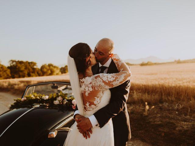 Il matrimonio di Fabio e Mariapia a Collecorvino, Pescara 141