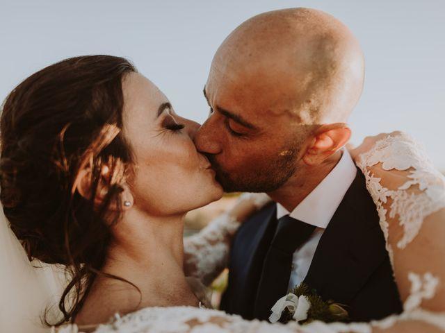 Il matrimonio di Fabio e Mariapia a Collecorvino, Pescara 142