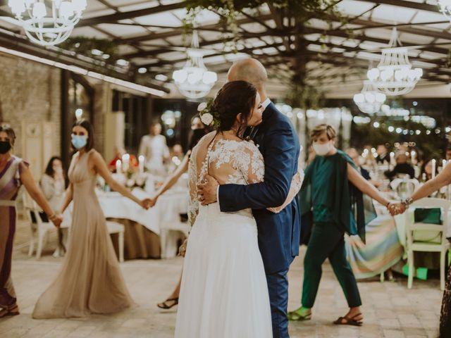 Il matrimonio di Fabio e Mariapia a Collecorvino, Pescara 146