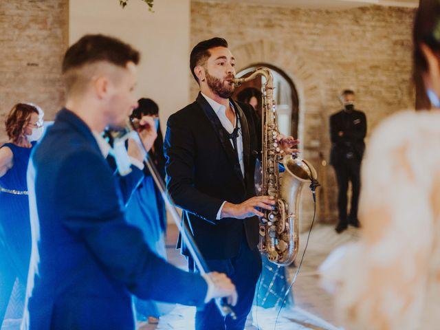 Il matrimonio di Fabio e Mariapia a Collecorvino, Pescara 148