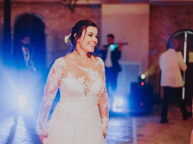 Il matrimonio di Fabio e Mariapia a Collecorvino, Pescara 152