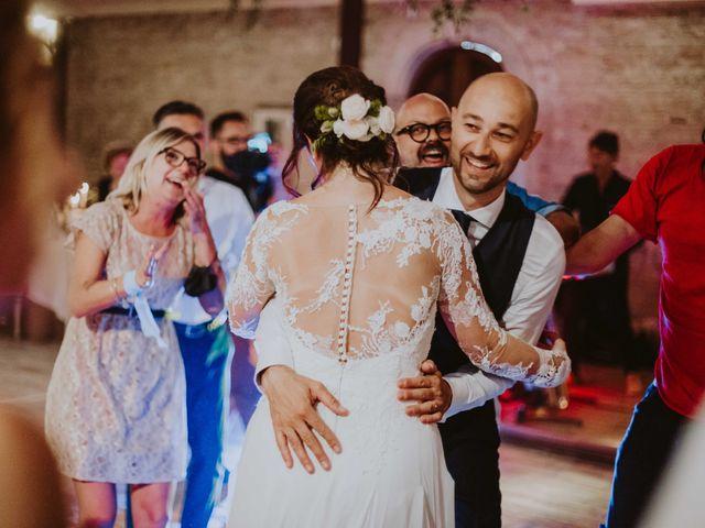 Il matrimonio di Fabio e Mariapia a Collecorvino, Pescara 153