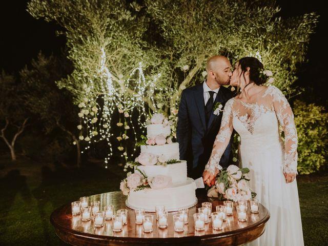 Il matrimonio di Fabio e Mariapia a Collecorvino, Pescara 154
