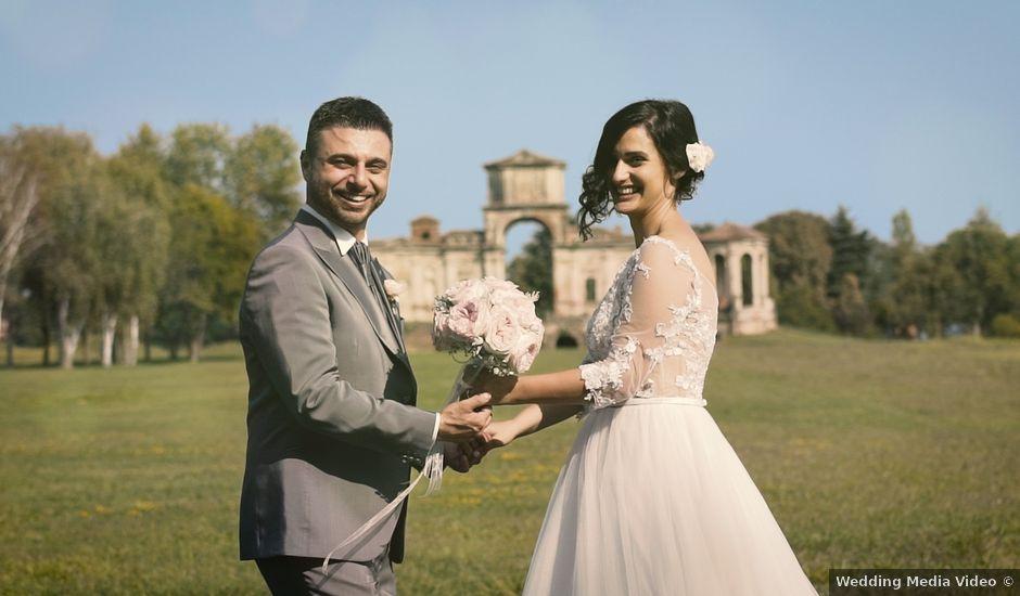 Il matrimonio di Simone e Francesca a Chignolo Po, Pavia