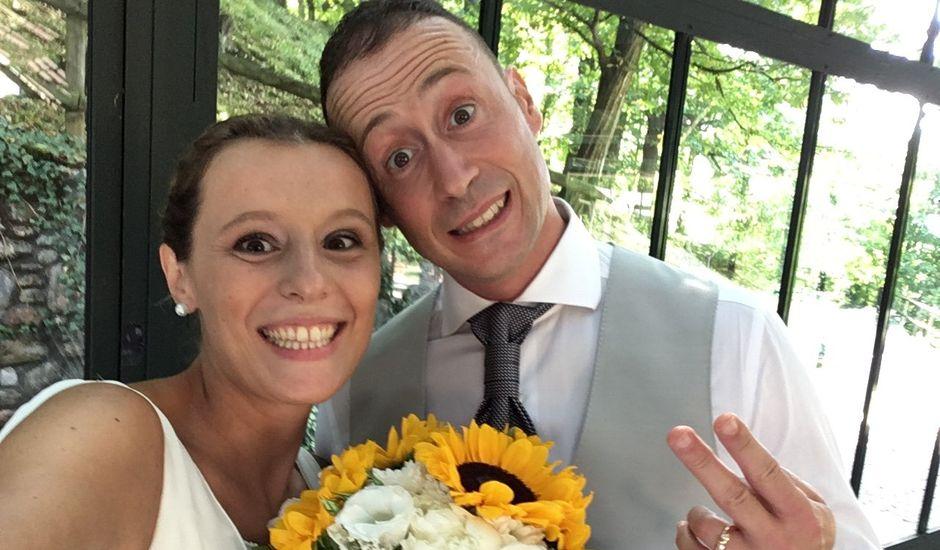 Il matrimonio di Luca  e Chiara  a Malnate, Varese