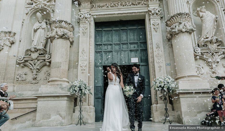 Il matrimonio di Gianpiero e Silvia a Lecce, Lecce