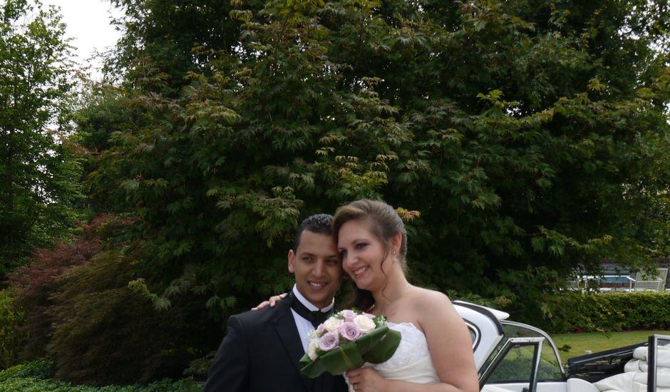 Il matrimonio di Cristina e Rached a Vittuone, Milano
