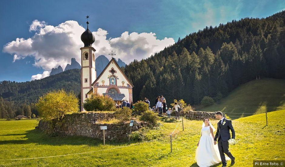 Il matrimonio di Andrea e Silvia a Bolzano-Bozen, Bolzano