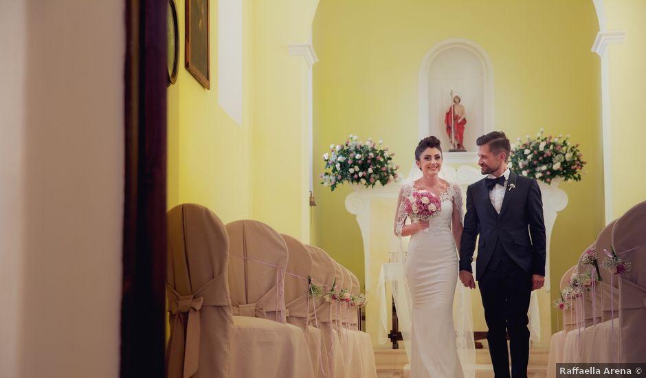 Il matrimonio di Attilio e Nunzia a Bonifati, Cosenza