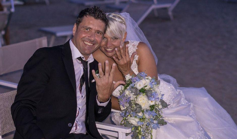 Il matrimonio di Gianluca e Janine a Rimini, Rimini