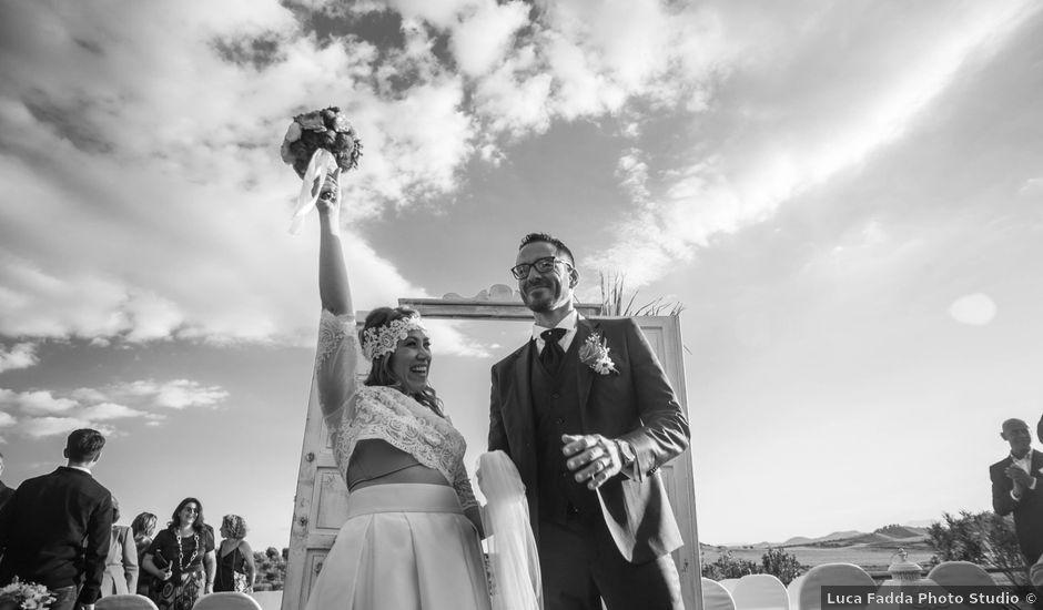 Il matrimonio di Paolo e Barbara a Serdiana, Cagliari