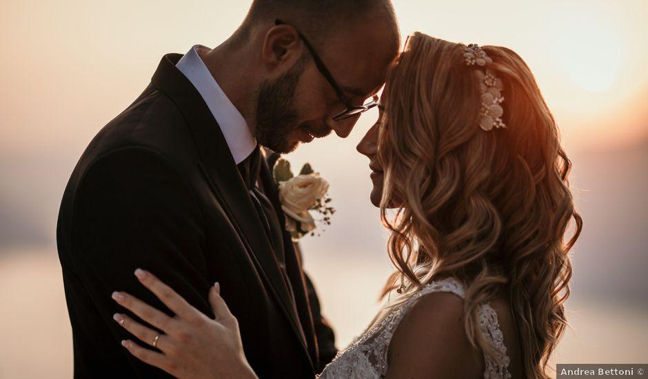 Il matrimonio di Federico e Stela a Iseo, Brescia