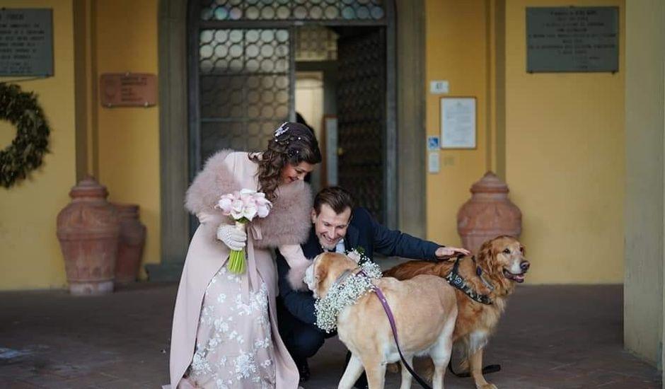 Il matrimonio di Marco e Giovanna a Impruneta, Firenze