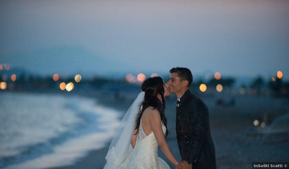Il matrimonio di Fabio e Barbara a Sinnai, Cagliari