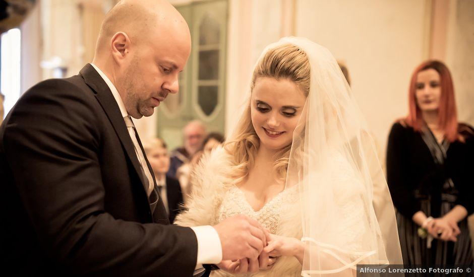 Il matrimonio di Nicolò e Laura a Due Carrare, Padova