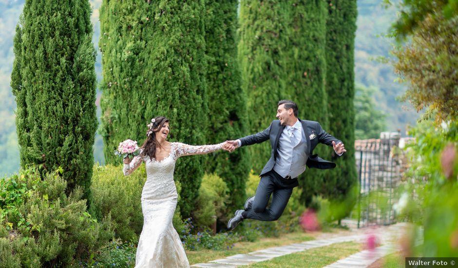 Il matrimonio di Nicola e Anna a Lecco, Lecco