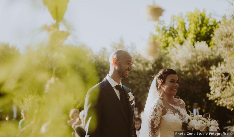 Il matrimonio di Fabio e Mariapia a Collecorvino, Pescara