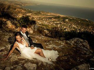 Le nozze di Ilenia  e Dante 1