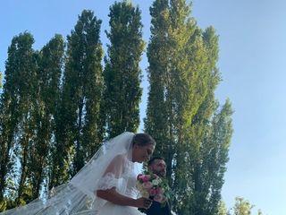 Le nozze di Alessia e Alberto 1