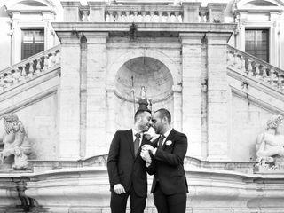 Le nozze di Christian e Daniele
