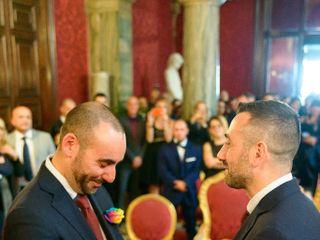 Le nozze di Christian e Daniele 1