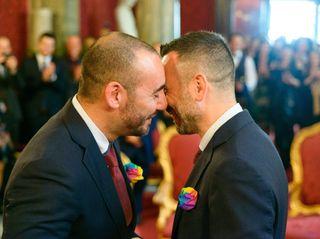 Le nozze di Christian e Daniele 2