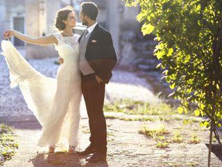 Le nozze di Francesco e Ilaria