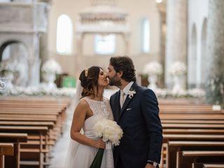Le nozze di Teresa e Giampiero