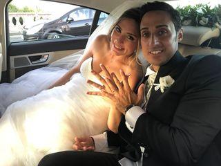 Le nozze di Emanuele  e Luisa