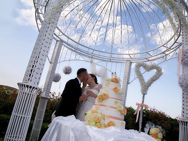 le nozze di Federica e Valerio