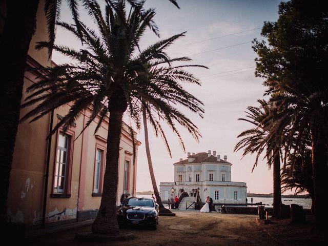 Il matrimonio di Vincenzo e Arianna a Pozzuoli, Napoli 54