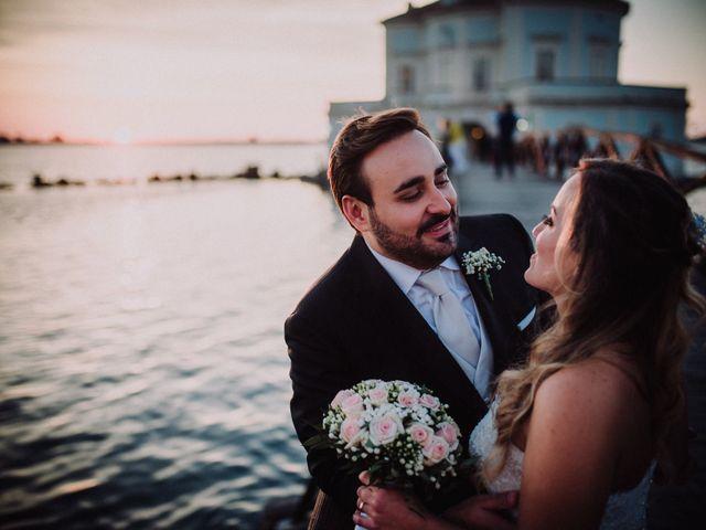 Il matrimonio di Vincenzo e Arianna a Pozzuoli, Napoli 57