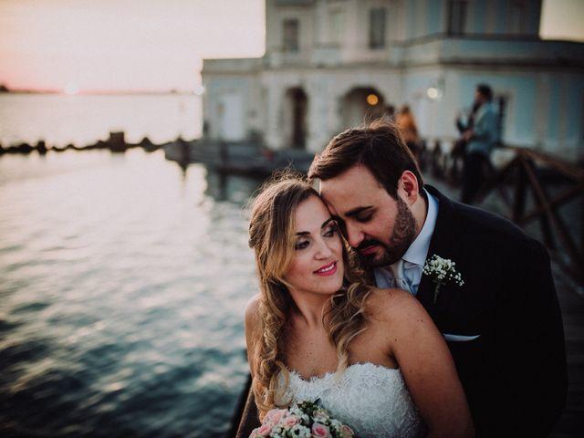 Il matrimonio di Vincenzo e Arianna a Pozzuoli, Napoli 59