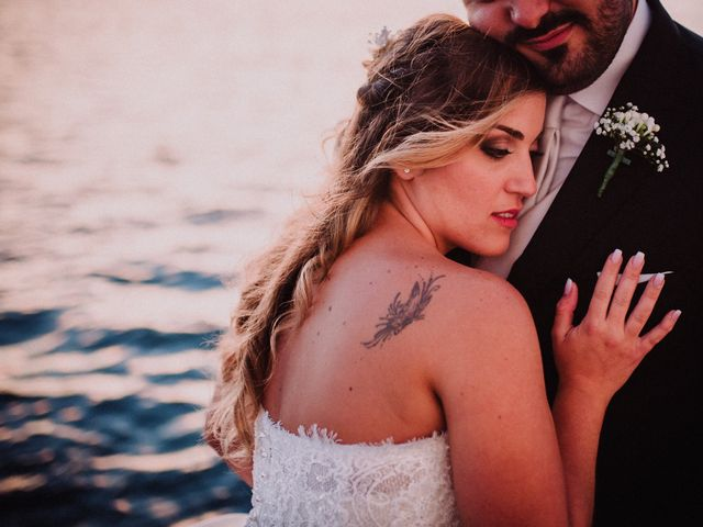 Il matrimonio di Vincenzo e Arianna a Pozzuoli, Napoli 65