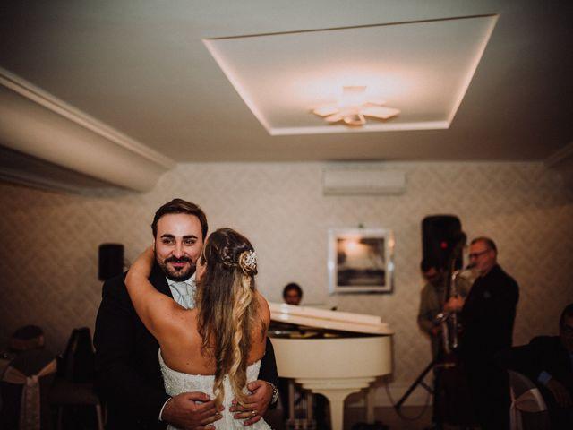 Il matrimonio di Vincenzo e Arianna a Pozzuoli, Napoli 77