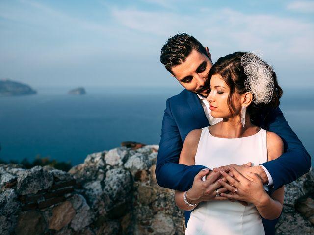 le nozze di Magda e Fabrizio