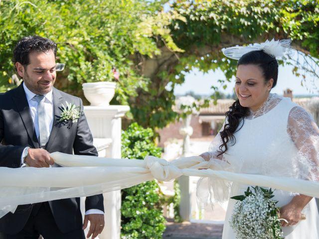 Il matrimonio di Carlo e Nicoletta a Sant'Arcangelo, Potenza 16