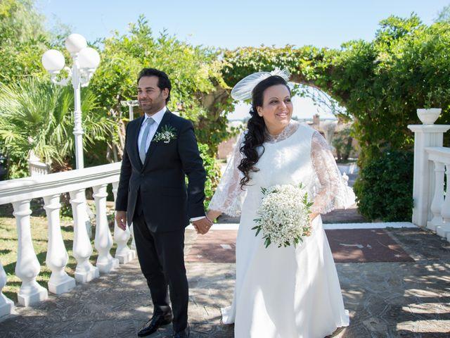 Il matrimonio di Carlo e Nicoletta a Sant'Arcangelo, Potenza 17