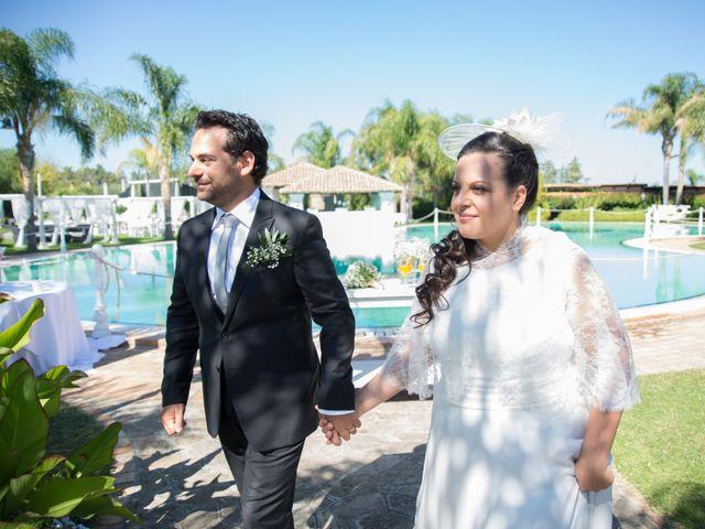 Il matrimonio di Carlo e Nicoletta a Sant'Arcangelo, Potenza 18
