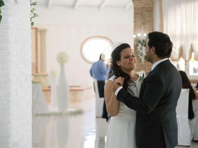 Il matrimonio di Carlo e Nicoletta a Sant'Arcangelo, Potenza 24