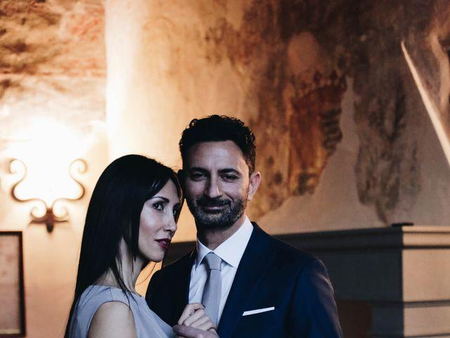 le nozze di Michela e Marcello